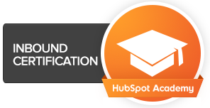 HubSpot Inbound Marketing Certified