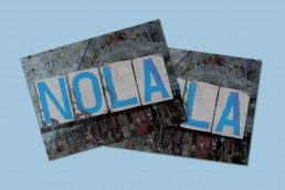 AIGA New Orleans – 2011 Activate Leadership Retreat – Chapter Card