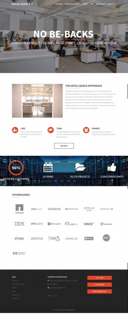 Samantha Barnes – Website Design in New Orleans